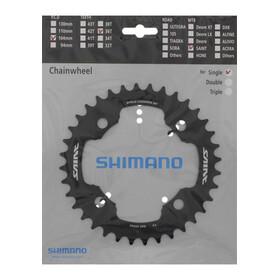Shimano Saint FC-M810 - Plateau - 104 mm noir